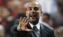 جوارديولا يطالب لاعبيه بتقديم الأفضل بنصف النهائي الكأس