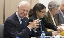 سورية: المعارضة تطلب إرجاء المفاوضات