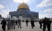 ترحيب فلسطيني بوقف تركيب كاميرات في الأقصى