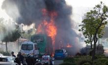 القدس: شبهات بأن أحد ركاب الحافلة وضع العبوة الناسفة