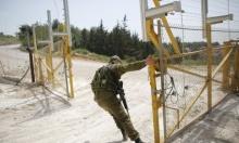 الجيش الإسرائيلي يبدأ مناورة كبيرة بالجولان والأغوار