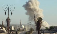 سورية: مقتل 12  شخصا في قصف جوي في إدلب