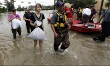 تكساس: مصرع 5 أشخاص على الأقل في فيضانات عارمة