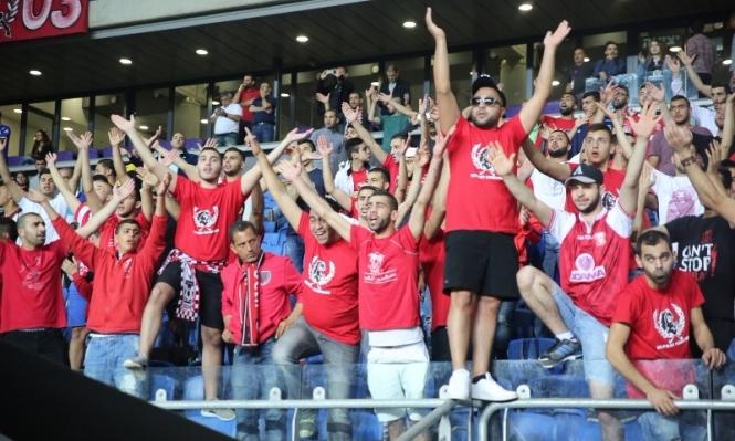 أولتراس سخنين: سنزيّن مباراة كأس الدولة بأجواء أوروبية