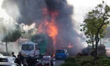 وزارة الصحة الفلسطينية: استشهاد أبو سرور بانفجار حافلة بالقدس