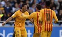 برشلونة يستعيد نغمة الانتصارات بفوز ساحق على لاكورونيا