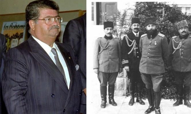 """""""أوزال"""" اتهم """"جمال باشا"""" بالعمالة بمقابلة تنشر لأول مرة"""