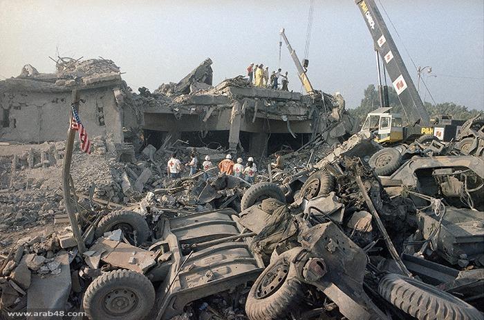 تفجير مقر المارينز في بيروت: أموال إيرانية كتعويضات