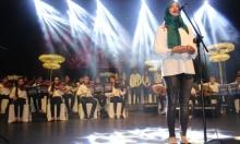 مجد الكروم: فرقة كناري تبهر الحضور بغنائها ومعزوفاتها