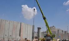 الجيش الإسرائيلي يبدأ ببناء جدران فاصلة على الحدود الشمالية