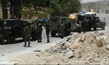 أبو ديس: مواجهات والاحتلال يدعي ضبط مخارط وسائل قتالية