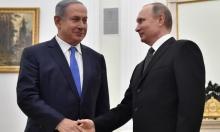 خلفية زيارة نتنياهو: الروس أطلقوا النار على طائرات إسرائيلية