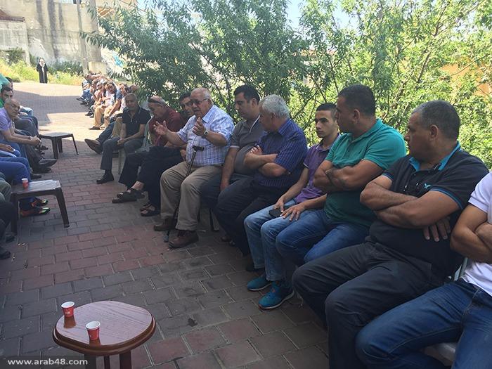 أم الفحم: إضراب عام ومظاهرة أمام مكتب رئيس الحكومة