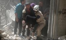سورية: مقتل وإصابة العشرات في قصف مدفعي وجوي
