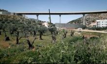الاحتلال ينوي مصادرة 5 آلاف دونم جنوب نابلس