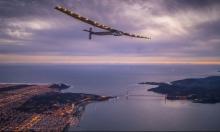 """صور: رحلة ناجحة لطائرة الطاقة الشمسية """"إمبالس 2"""""""