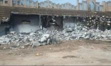 الناصرة: الملعب البلدي القديم يلفظ أنفاسه الأخيرة