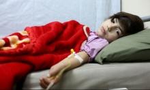 القصف يزيد معاناة مرضى السرطان في غوطة دمشق