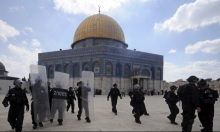 القدس المحتلة: شرطة الاحتلال تنشر الآلاف من عناصرها