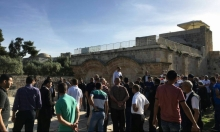 مواجهات بين شرطة الاحتلال وموظفي الأوقاف بالأقصى