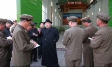 كوريا الشمالية تعلن نجاح إطلاق صاروخ من غواصة
