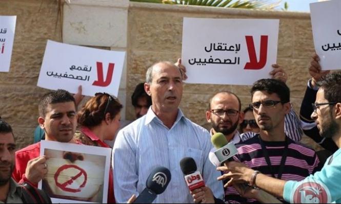 نقابة الصحافيين الفلسطينيين تطالب الاحتلال معرفة مصير عمر نزال