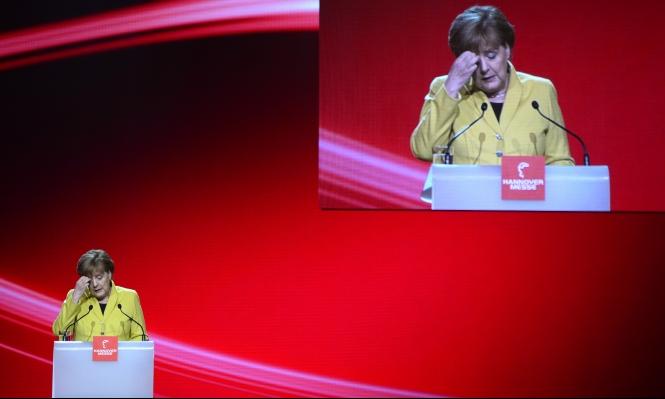 ميركل نسيت أن تدفع الاشتراكات الحزبيّة!