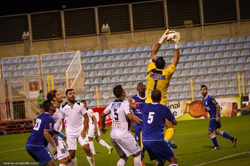 الفريق اللداوي يسقط أمام مكابي هرتسليا