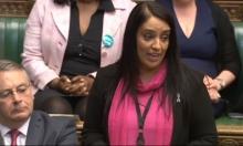 """العمال البريطاني يوقف برلمانية بعد تعليق """"نقل إسرائيل"""""""