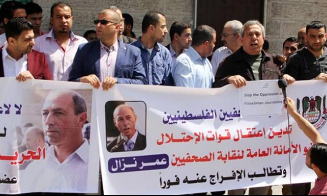 هل سيحوّل عضو أمانة نقابة الصحافيين الفلسطينيين للاعتقال الإداري؟