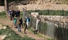 70 مستوطنًا يقتحمون مجمع برك سليمان بالضفة