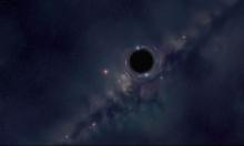 الثقوب السوداء وابتلاع الزمن