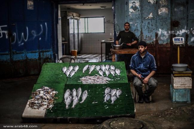 صيادو غزة... رزق شحيح تجره الأميال التسعة