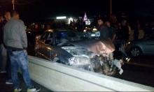 باقة-جت: حادث طرق يسفر عن 5 إصابات إحداها خطيرة
