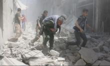 سورية: أكثر من 30 غارة على حلب خلال أقل من يوم