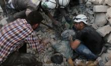 حلب: 49 طفلًا و31 امرأة من ضحايا مجازر الأسد