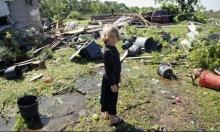 مقتل 5 بفيضانات ببلدة فلسطين في تكساس
