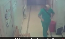 شاهد: مشفى القدس في حلب قبل تعرضه للقصف بثوانٍ