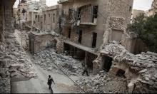 حلب: تراجع حدة القصف الإثنين على الأحياء الشرقية