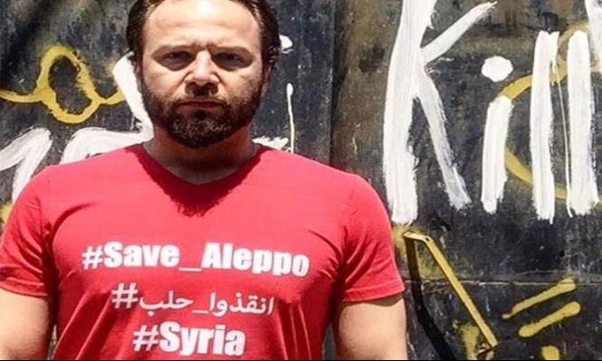 فنانون سوريون: نتوشّح بالأحمر كما حلب الآن