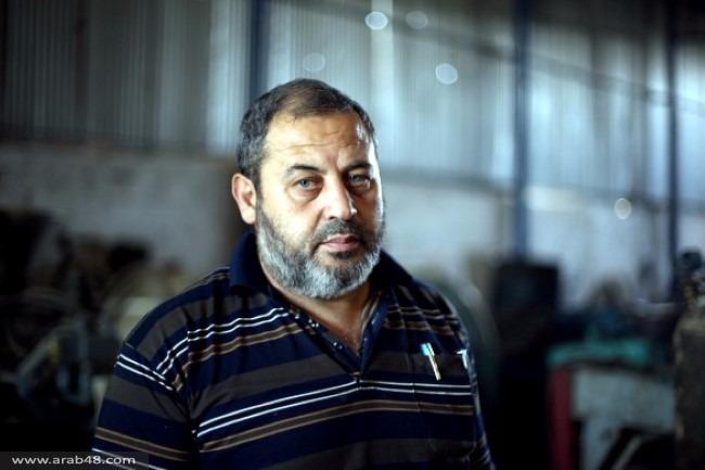"""غزة: الحصار يهوي بقطاع """"الصناعات المعدنية"""""""