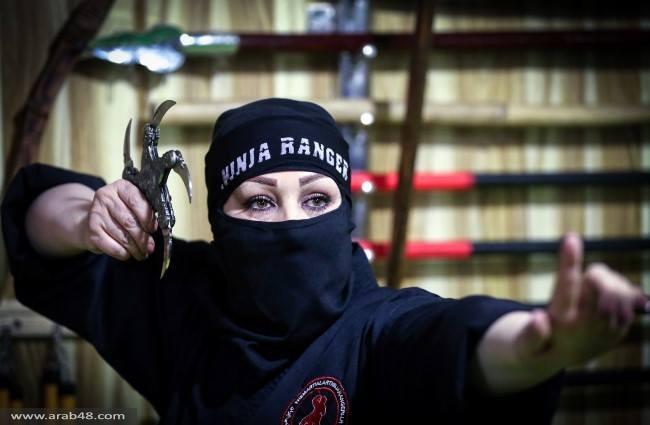 """4 آلاف امرأة """"نينجا"""" في إيران"""
