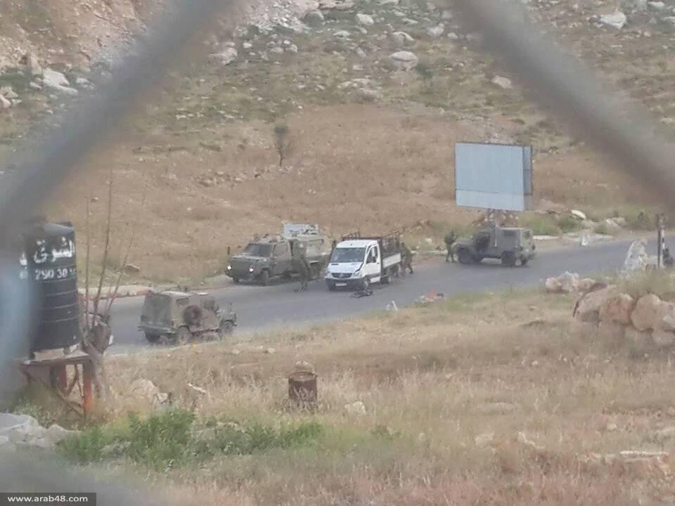 الاحتلال يسلم جثمان الشهيد أحمد شحادة