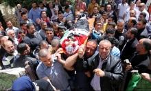 تشييع جثمان الشهيد أحمد شحادة