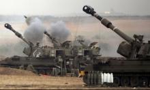 """قصف بغزة: إسرائيل تعلن """"ناحال عوز"""" منطقة عسكرية مغلقة"""