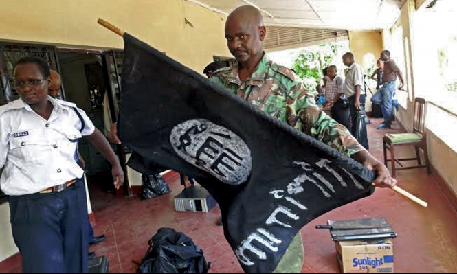 كينيا: إحباط هجوم بالأسلحة البيولوجية لداعش