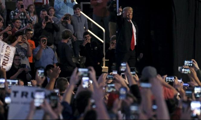 ساندرز وترامب يتصدران نتائج الانتخابات التمهيدية في إنديانا