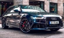 أودي تطور  سيارتها RS6 للسير في الطرق الوعرة