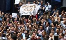 """السيسي """"يطمئن"""" المصريين ويتجاهل الصحافيين"""