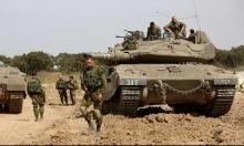 غزة: إصابة وأضرار في غارات طيران الاحتلال الحربي
